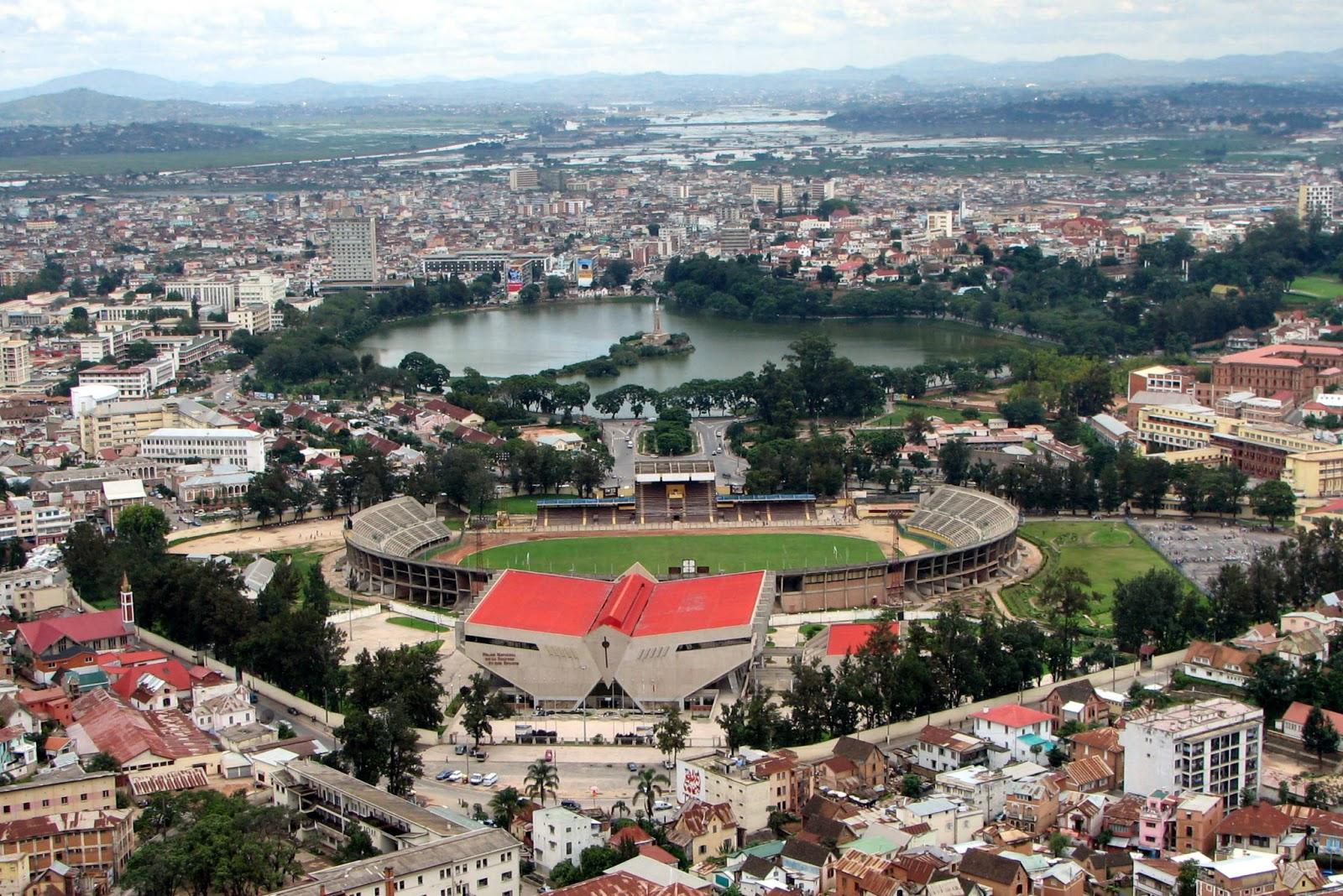 Antananarivo | Capital de Madagáscar
