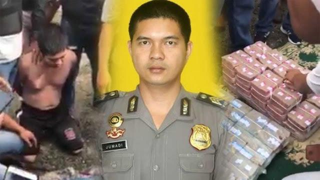 Detik-detik Penangkapan Oknum Polisi yang Rampok Uang Rp 10 Miliar