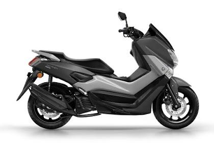 Yamaha NMax Warna Baru 2017