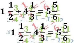 Penjumlahan dan Pengurangan Bilangan Pecahan  Penjumlahan dan Pengurangan Bilangan Pecahan (Cara Gampang)