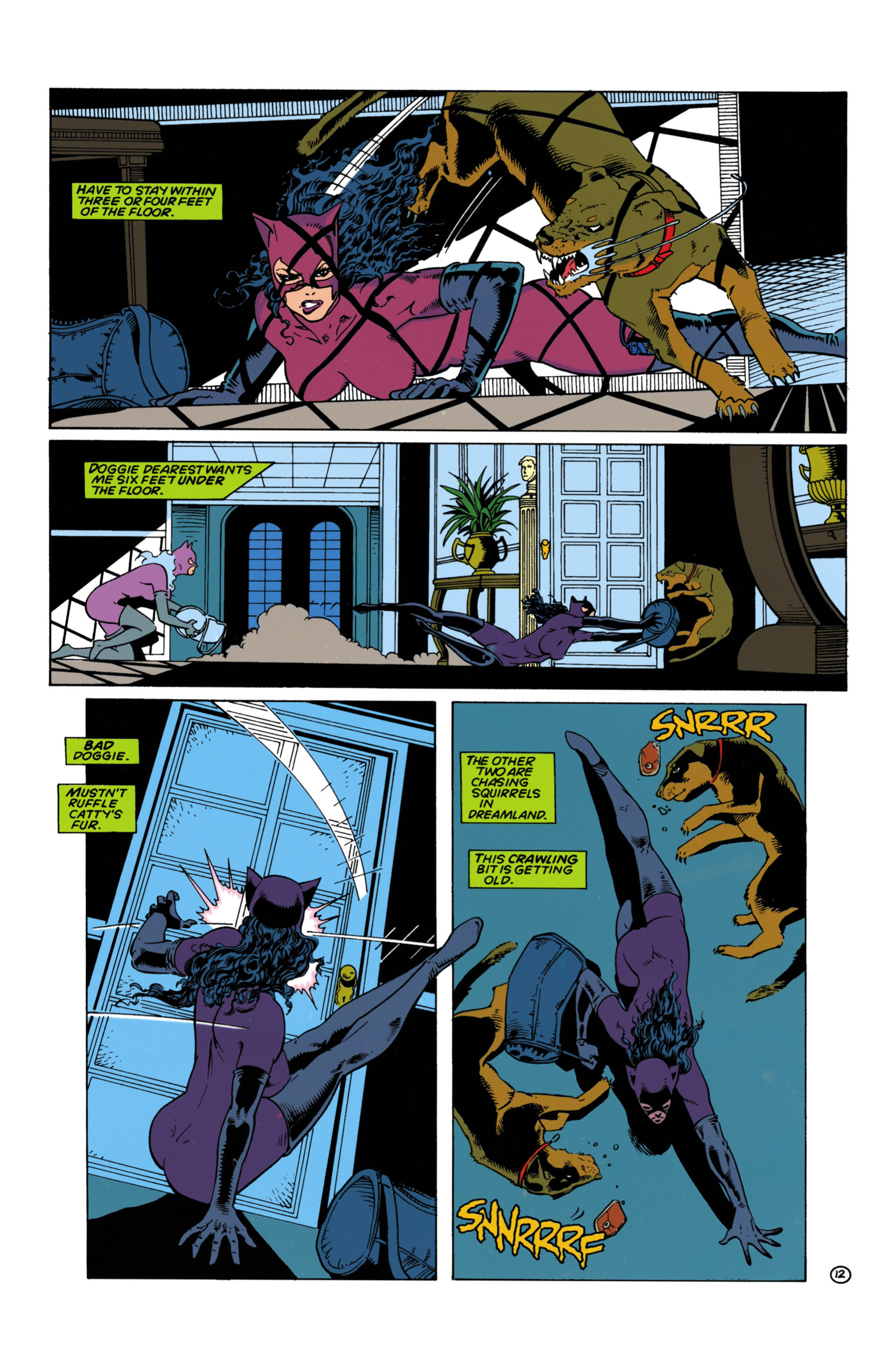 Catwoman (1993) Issue #17 #22 - English 13