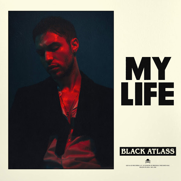 Black Atlass - My Life - Single Cover