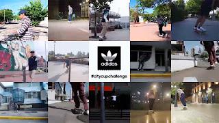 Concurso Adidas Skateboarding