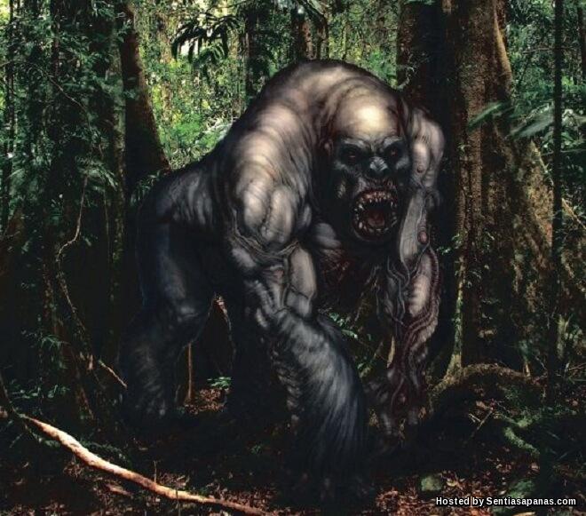 Menyingkap Misteri Dan Rahsia Bigfoot