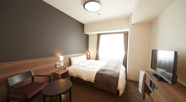 名古屋栄區多米高級旅館 Dormy Inn Premium Nagoya Sakae - 雙人房