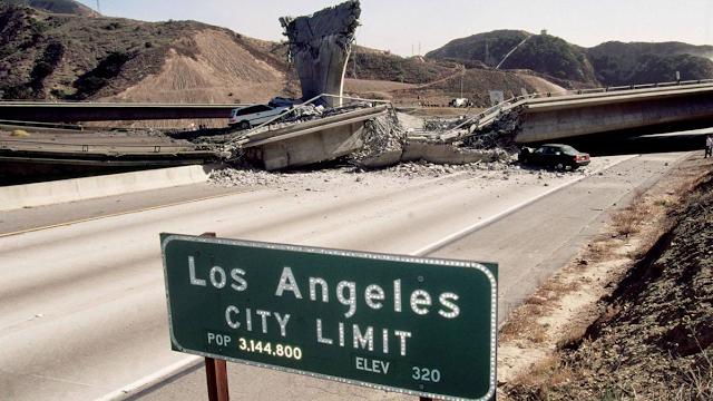 California overdue for a major earthquake