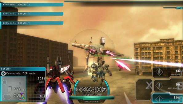 ASSAULT GUNNERS HD EDITION - PLAZA