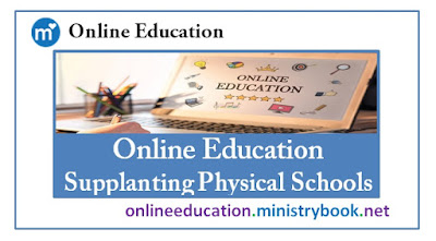 Online Education Supplanting Physical Schools