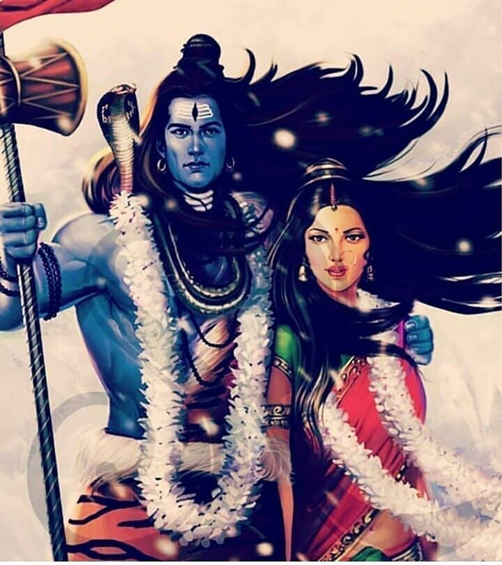300+ Shiva Parvati HD Images (2019) Love Marriage Pics Free