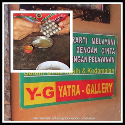 Yatra Gallery Emas dan Silver