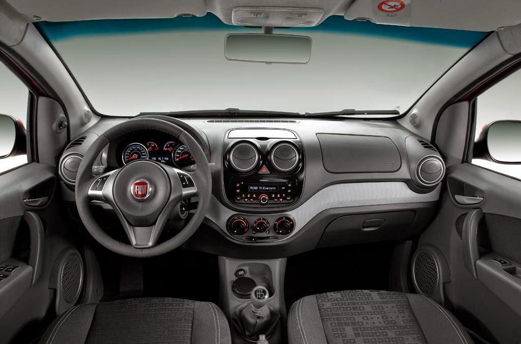 Interior Fiat Palio