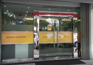 JAM BUKA BANK MASPION TERBARU