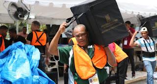 """En medio de denuncias de fraudes, Luis Abinader advierte que defenderá cada voto con """"uñas y dientes"""""""