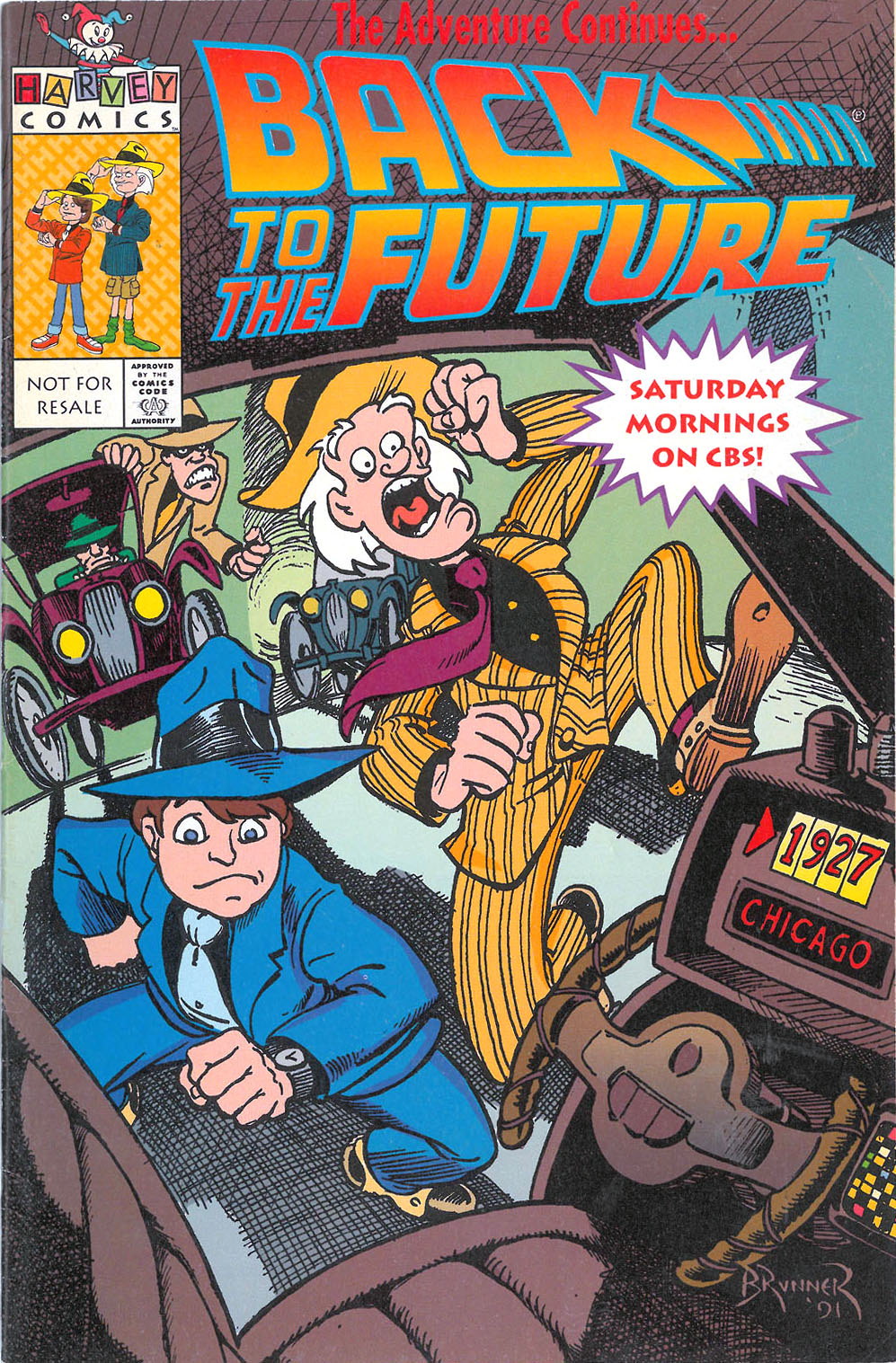 Back to the Future (1991) _Special Page 1