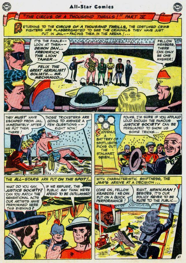 Read online All-Star Comics comic -  Issue #54 - 34