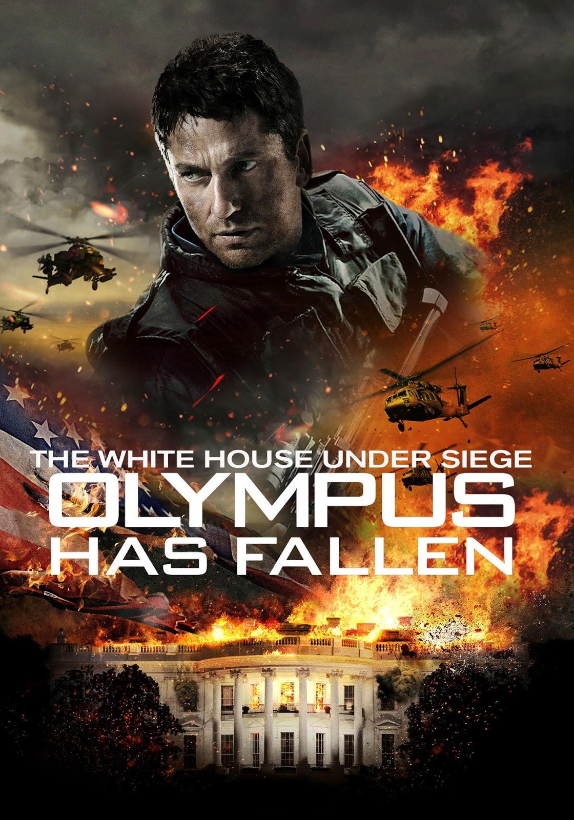Nonton Film Olympus Has Fallen (2013)