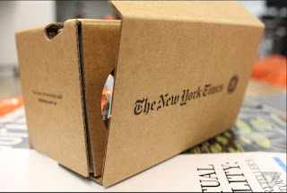 6. New York Times Virtual Reality (NYT VR)
