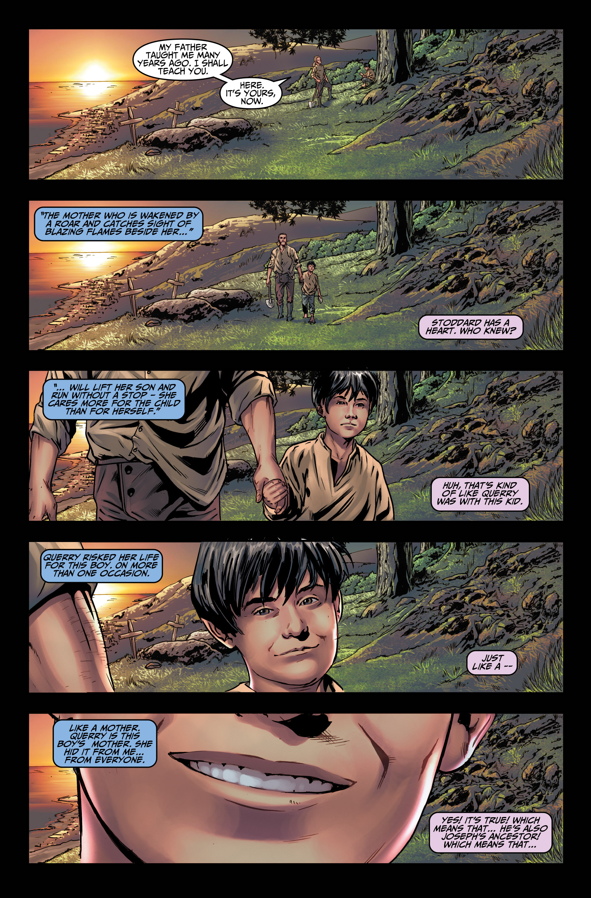 Read online Assassin's Creed (2015) comic -  Issue #4 - 23
