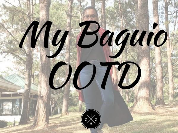 My Baguio OOTD