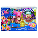 Littlest Pet Shop 3-pack Scenery Ostrich (#2085) Pet