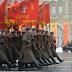 La Plaza Roja de Moscú homenajea a los soldados que defendieron la ciudad en 1941