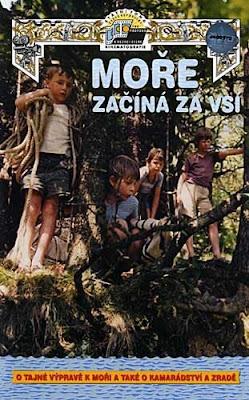 Море начинается в деревне / Moře začíná za vsí. 1987.