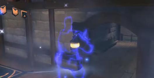 Realm Royale(レルムロワイヤル)公式最強チートなら「アサシンアビリティスキル」壁を透かして敵を狙撃!