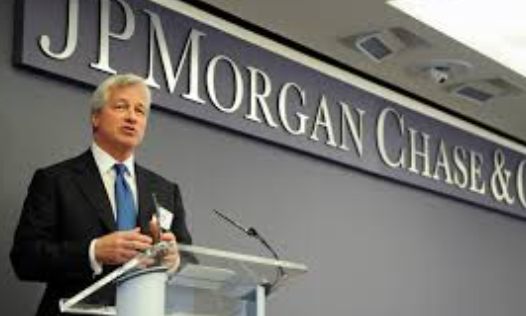 JP Morgan's Jamie Dimon says Trump's tax cut will lead to economic boom this year
