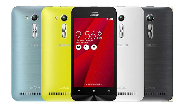 Asus ZenFone Go 4.5 2nd Edition