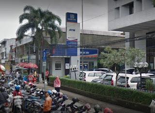 Lokasi ATM Setor Tunai Bank BRI CDM kota BOGOR