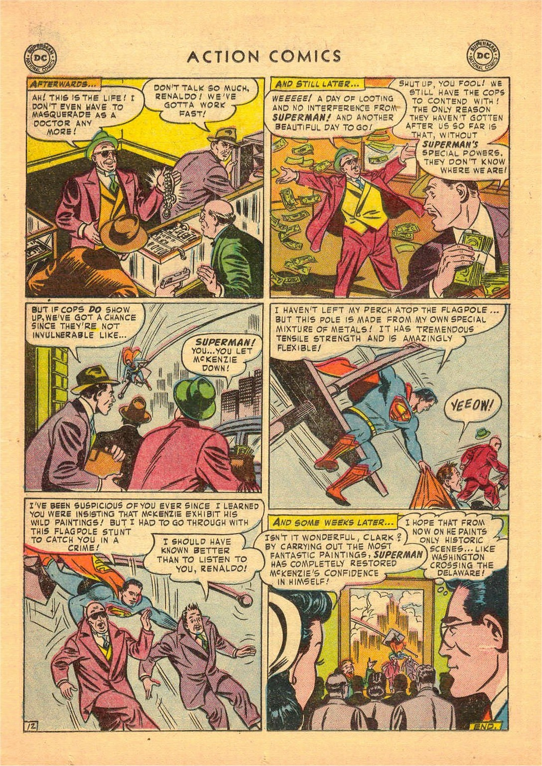 Action Comics (1938) 170 Page 13