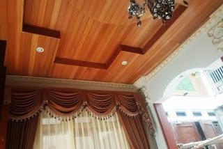 lumberceiling kayu plafon