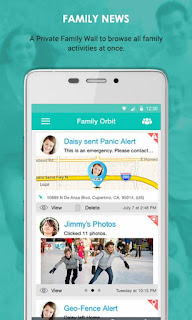 family%2Borbit%2B2 Family Orbit – Android App Featured Review Apps