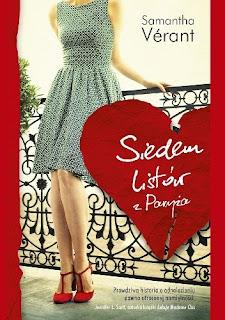 """""""Siedem listów z Paryża"""" Samantha Verant"""