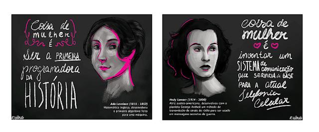 ilustração+feminista