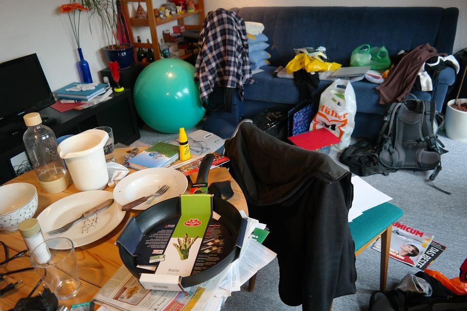 jak zmusić nastolatka do sprzątania