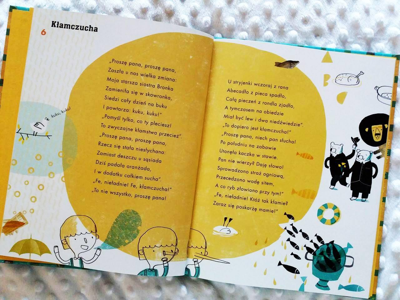Nieperfekcyjniepl Poezja Dziecięca Wiersze Z Charakterem