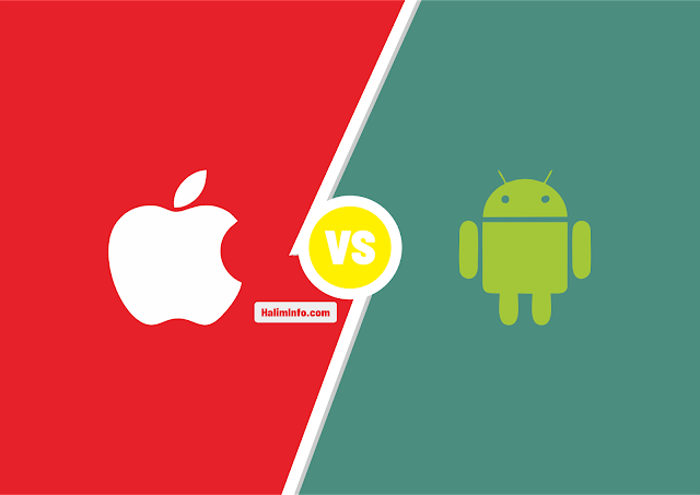 Andorid vs iOS