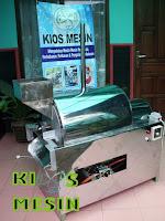 Mesin Penyangrai Kopi, Kakao, Kacang, Kedelai, mesin sangrai, mesin sangrai kopi