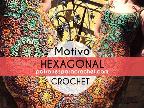 como-tejer-hexagono-crochet