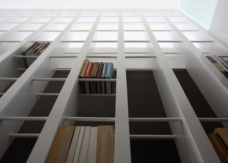 bookshelf stair bookcase