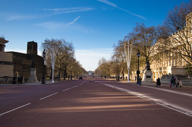 Admiralty arch-Londra