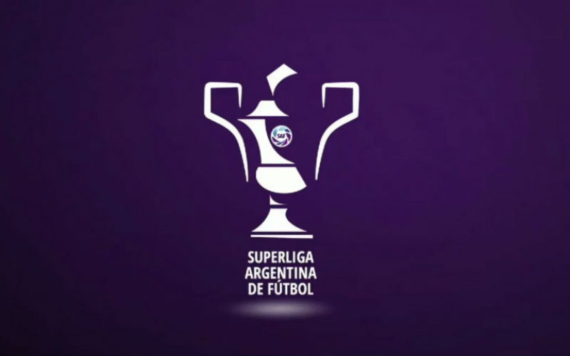 trofeo superliga argentina de futbol