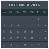 How To Create A Fancy HTML Calendar Styled With CSS That Uses Hover Enlarge To Expand The Days Of The Week On Mouseover Tutorial