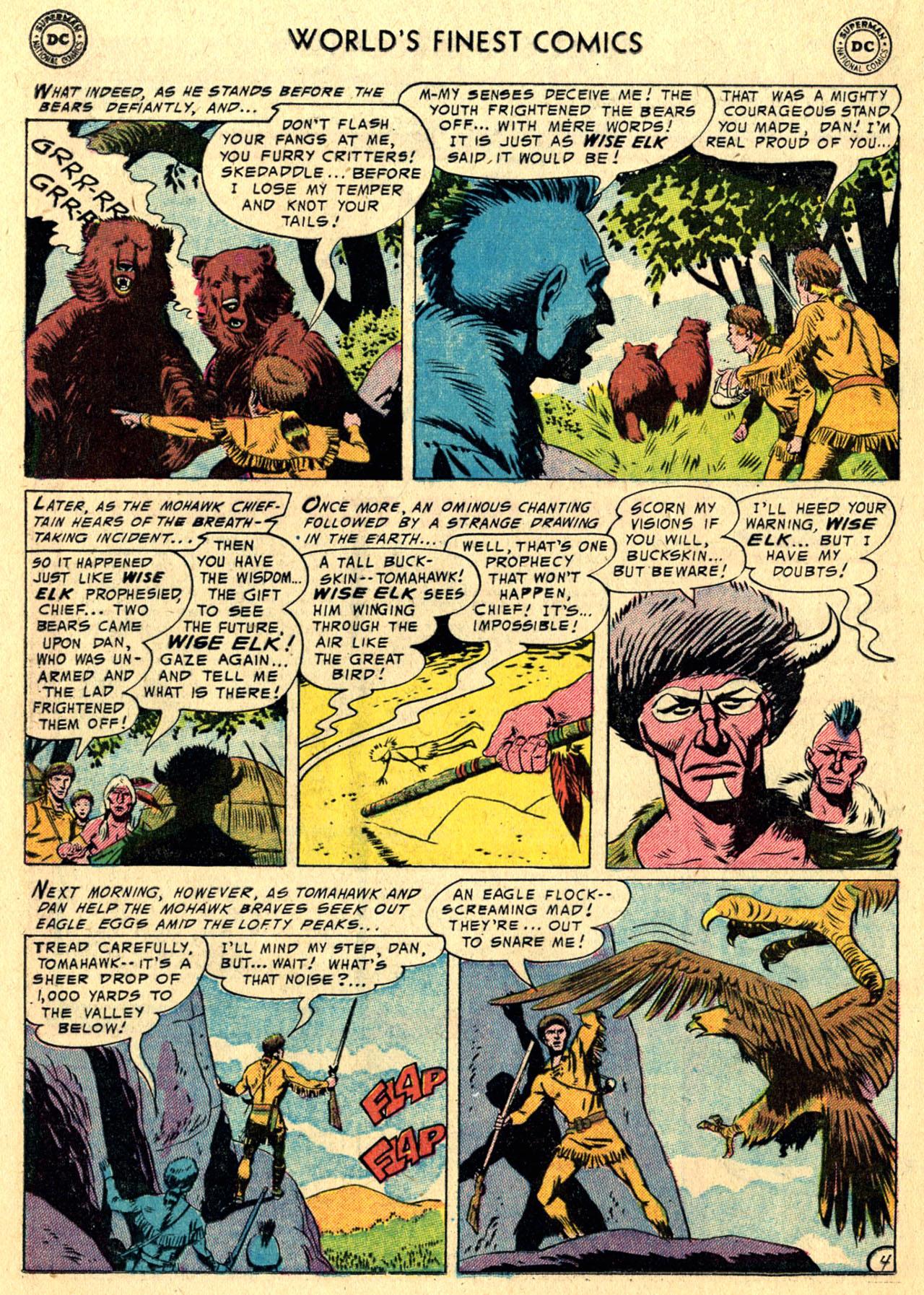 Read online World's Finest Comics comic -  Issue #82 - 19