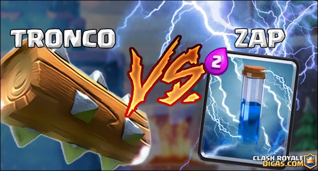Qual é o melhor Tronco ou ZAP