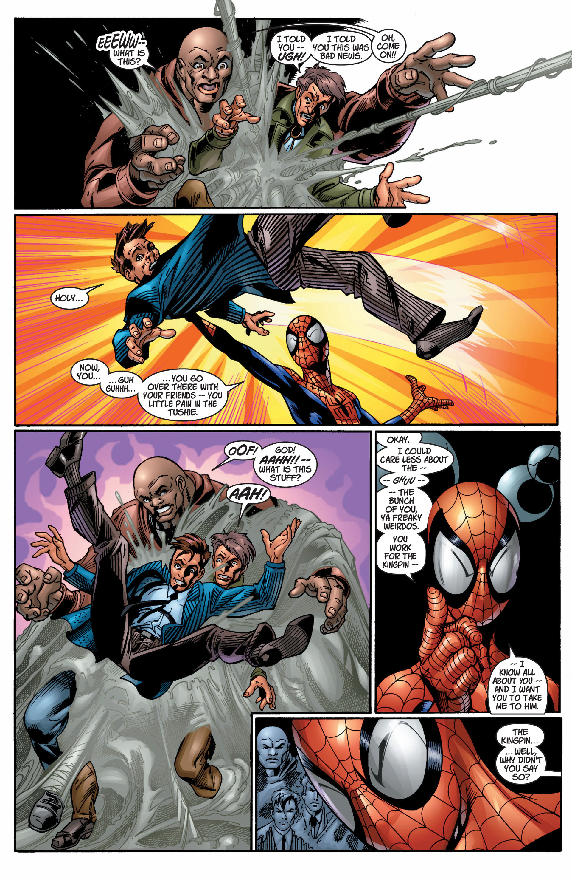 Read online Ultimate Spider-Man (2000) comic -  Issue #9 - 8