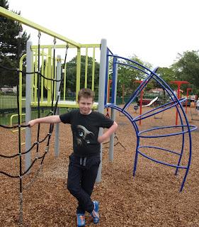 bransbury park climbing frame