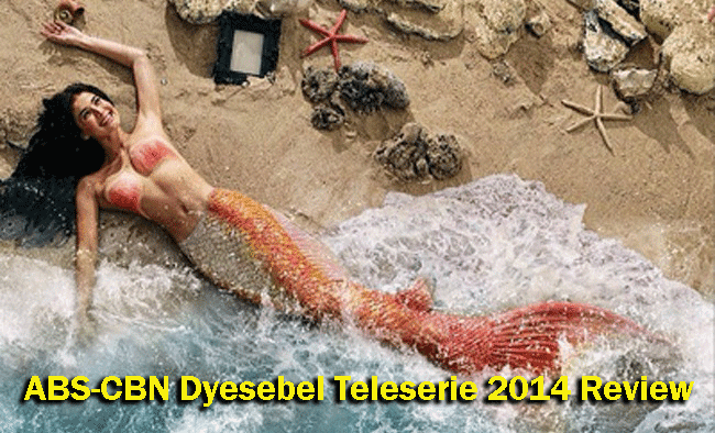 ABS-CBN Dyesebel Teleserie 2014 Review by Centertechnews