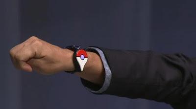 Pokémon Go aplicativo Pokémon Go Plus